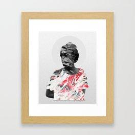 Liquid Mood Framed Art Print