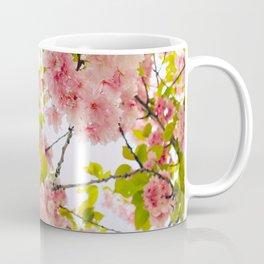 Pink Cherry Blossom Japanese Spring Beauty Coffee Mug