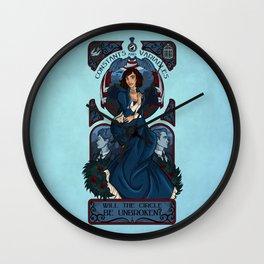 Infinite Nouveau Wall Clock