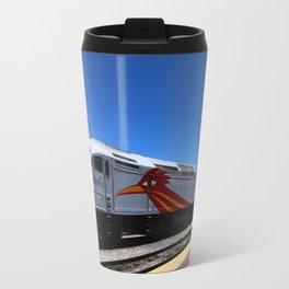 New Mexico Rail Runner Travel Mug
