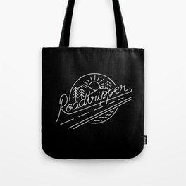 Roadtripper - white Tote Bag