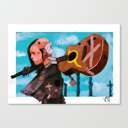 Desperado Canvas Print
