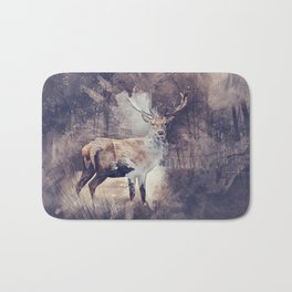 King of the Woods Bath Mat