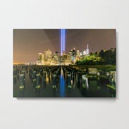 September 11th, 2017 Metal Print