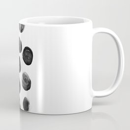Large Blotches Coffee Mug