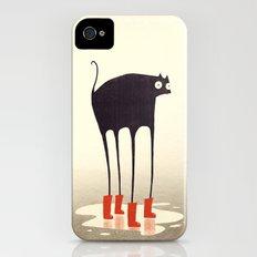 Wellies! iPhone (4, 4s) Slim Case