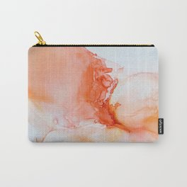 Coral Echoes II Carry-All Pouch