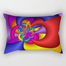 colorful and fractal -103- Rectangular Pillow