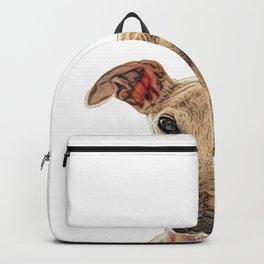 Sneak Peek - Greyhound Backpack