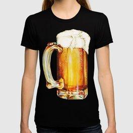 Beer Pattern T-shirt