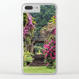 Wentworth Castle 2 Clear iPhone Case