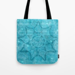 South Pacific Lagoon Tote Bag