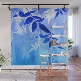 Lapis Jasmine Sunrise  Wall Mural