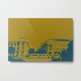 Budapest style Metal Print