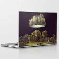 castle Laptop & iPad Skins featuring Castle by Matthias Leutwyler