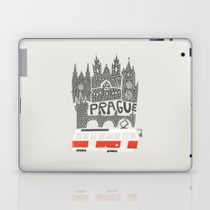 Prague Cityscape Laptop & iPad Skin