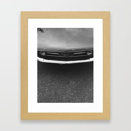 Iphone Untitled 11 Framed Art Print