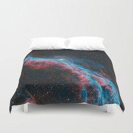 Veil Nebula Duvet Cover
