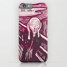 The Scream's Haze (pink) iPhone 6s Slim Case