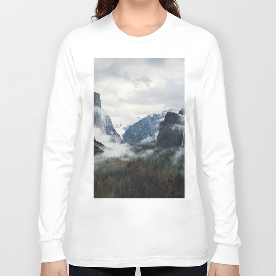 Mountain Landscape photography Long Sleeve T-shirt