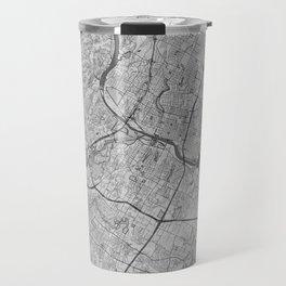 Austin Pencil City Map Travel Mug