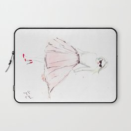 Pink Tulle Laptop Sleeve