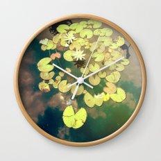 Sky Dance Wall Clock