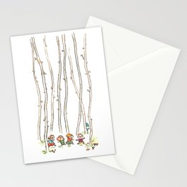 Le Loup Stationery Cards