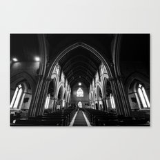 Holy Canvas Print