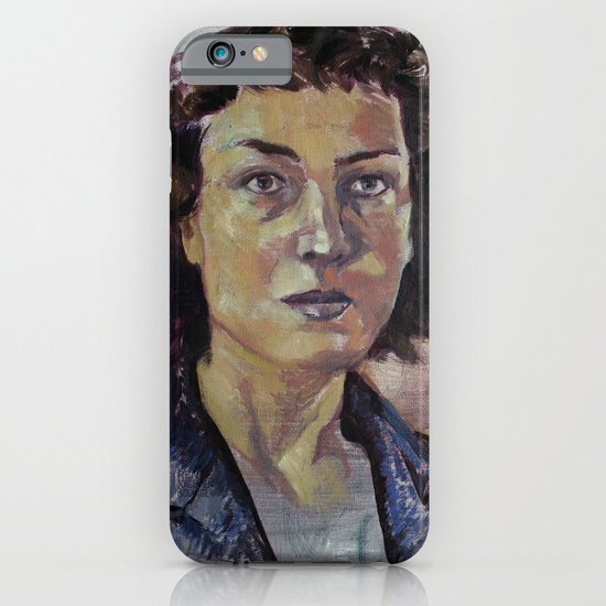 Philippa Foot iPhone & iPod Case