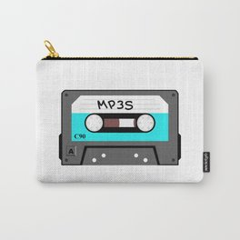 Mixtape MP3s Carry-All Pouch