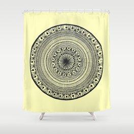 1 of 365 Mandalas Shower Curtain