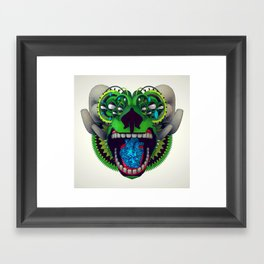Artificial Mythology Framed Art Print