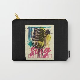 PARACHUTING EVOLUTION Carry-All Pouch