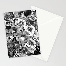Redhorse Black Stationery Cards