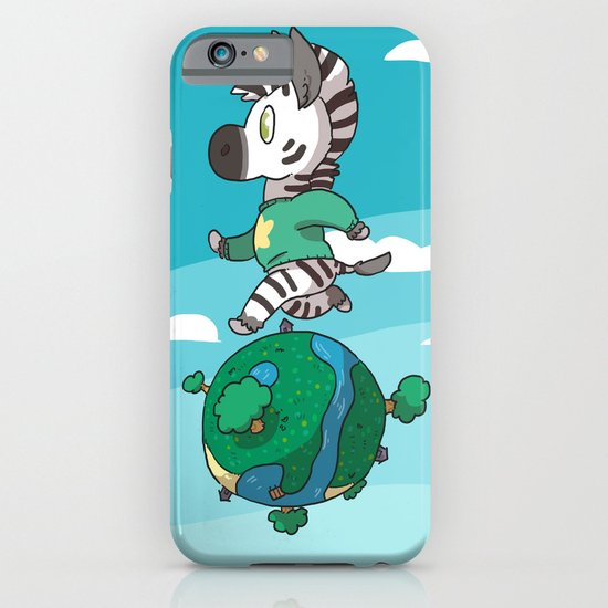 Zebra Crossing iPhone & iPod Case