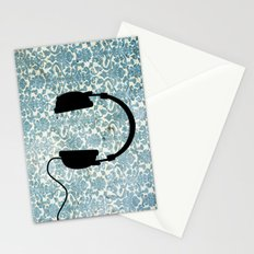 Listen Up Stationery Cards