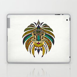 Emperor Tribal Lion Laptop & iPad Skin