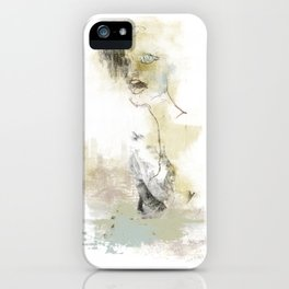 Saintly iPhone Case