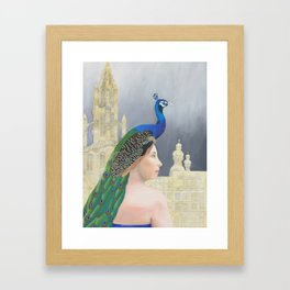 The Grand Place Framed Art Print