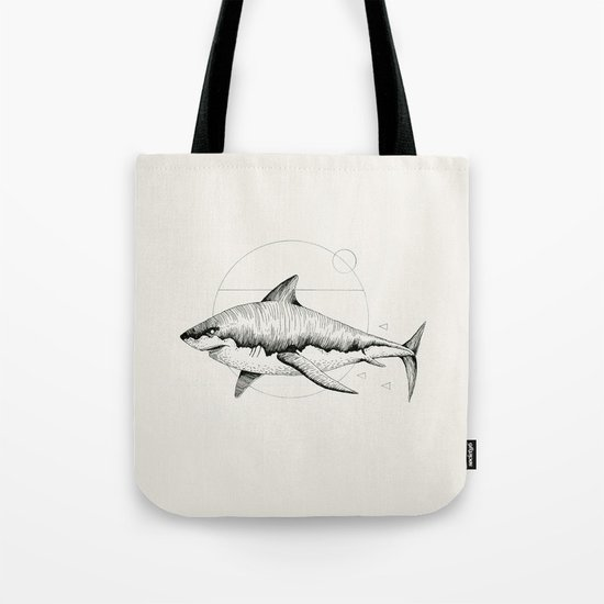 'Wildlife Analysis VIII' Tote Bag