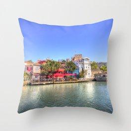 Beykoz Kucuksu Istanbul Throw Pillow