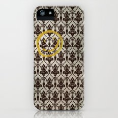 Sherlock Wallpaper Light iPhone (5, 5s) Slim Case
