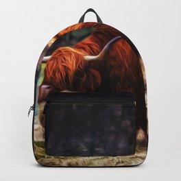 Hairy Coo Backpack