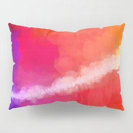 For the Love of Color Pillow Sham
