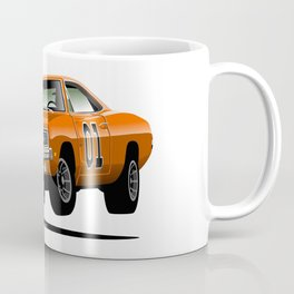 General Lee Dodge Charger Coffee Mug