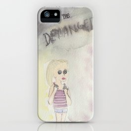 Direction System for (the Garden of) the Deranged iPhone Case