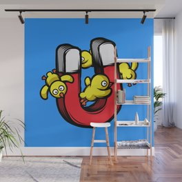 Chick Magnet Wall Mural