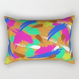 Terracotta Emotions Rectangular Pillow