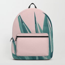 Blush Agave Dream #1 #tropical #decor #art #society6 Backpack